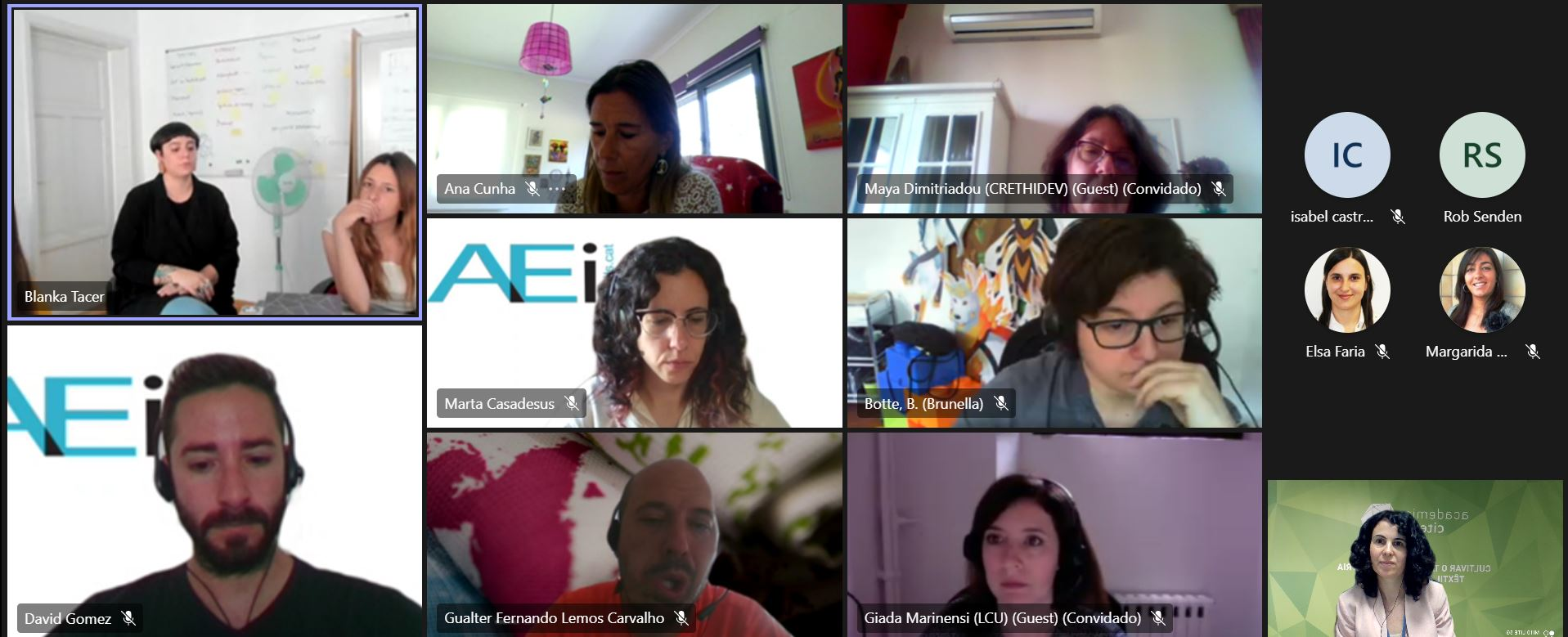 FACTIVE 2nd TRANSNATIONAL PROJECT MEETING